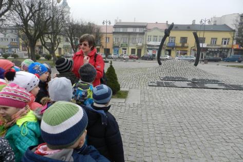 Najmłodsi zdobywcy OOT-K ~ Przeszkole nr 7 w Ostrowcu Świętokrzyskim