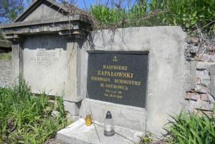Kazimierz Zapałowski, syn powstańca styczniowego