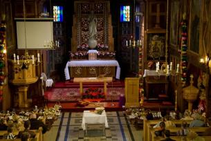 Kościół modrzewiowy