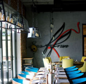 Restauracja Szafran