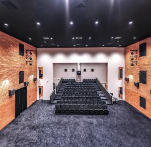 Kino Eiuda w Ostrowieckim Browarze Kultury