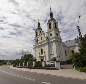 Kościół pw. Matki Bożej Bolesnej w Bałtowie