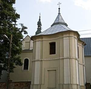 Kościół pw. śś. Piotra i Pawła w Waśniowie