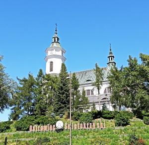 Kolegiata św. Michała w Ostrowcu Świętokrzyskim
