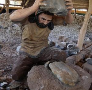 Neolityczna Kopalnia Krzemienia Pasiastego Krzemionki