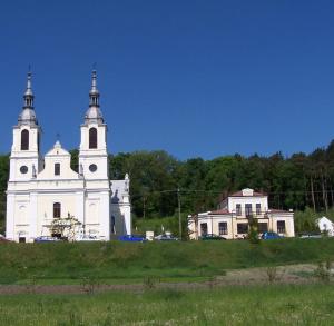 Kościół p.w. Matki Bożej Bolesnej w Bałtowie