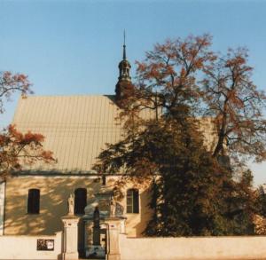 Kościół p.w. Wniebowzięcia Matki Boskiej w Ćmielowie
