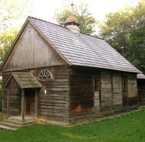 Drewniana Kaplica na Górze Witosławskiej