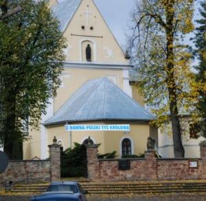 Kościół p.w. śś. Piotra i Pawła w Waśniowie