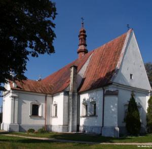 Kościół św. Stanisława w Denkowie