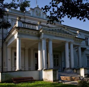 Pałac Wielopolskich w Częstocicach