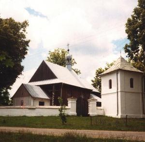 Kościół  p.w. Zaślubin Najświętszej Marii Panny w Rudzie Kościelnej