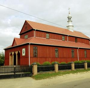 Kościół  św. Antoniego Padewskiego w Sarnówku Dużym