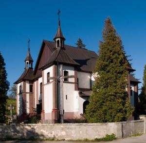 Kościół św. Barbary w Mychowie