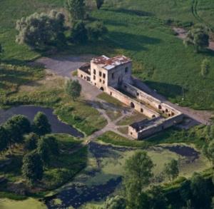 Zamek Szydłowieckich w Ćmielowie