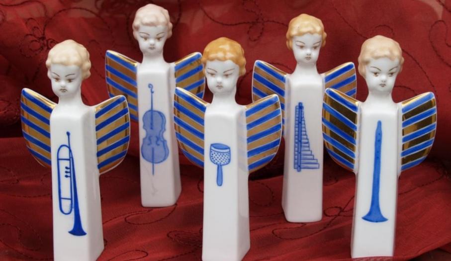 Porcelana artystyczna z Fabtyki Porcelany AS