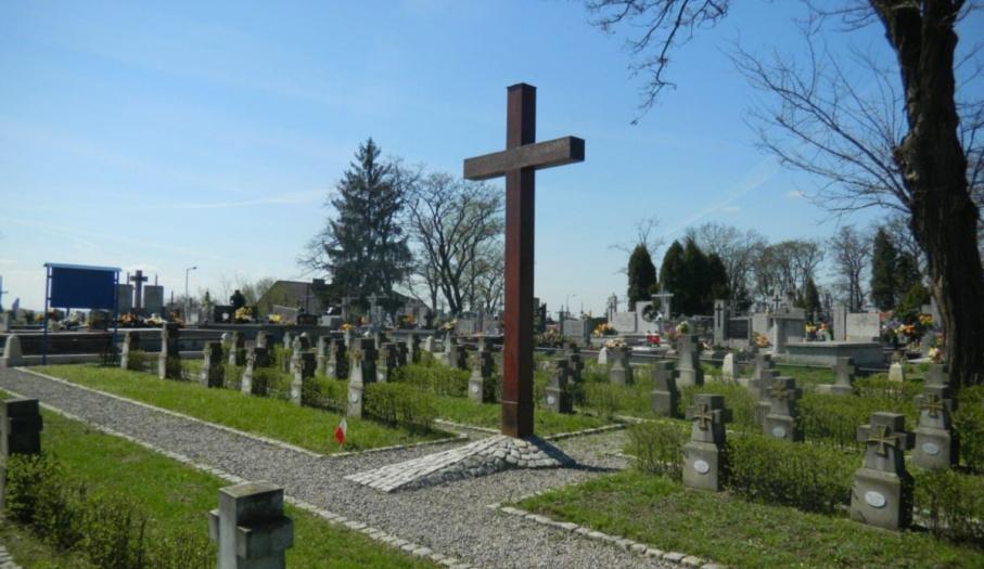 Cmentarz żołnierzy 1914-1917 i 1939r. (G)