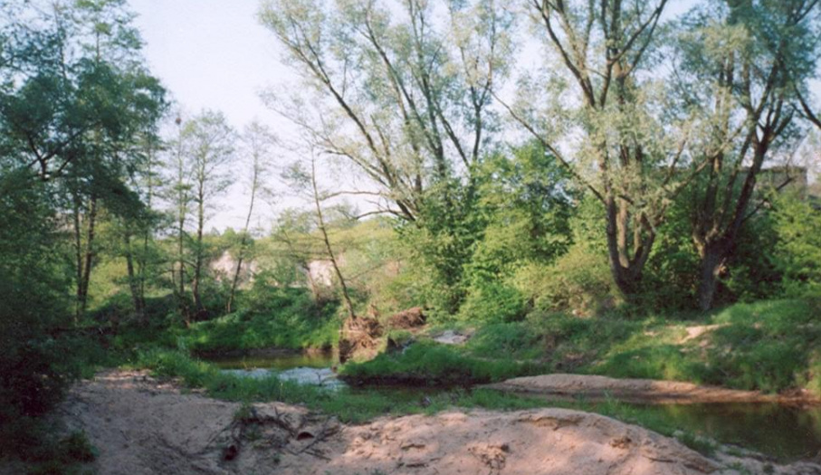 Kamienna pod Chmielowem