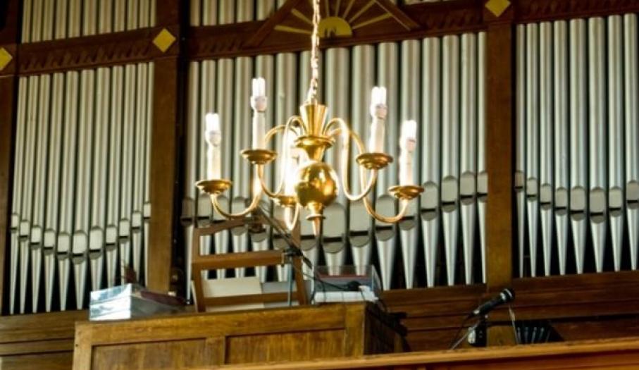 Organy w Kościele Fabrycznym