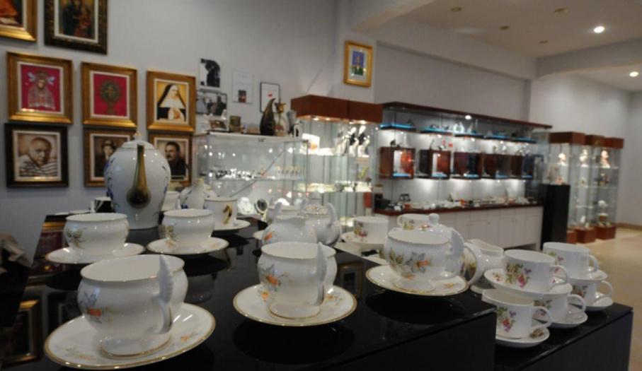 Ekspozyja porcelany