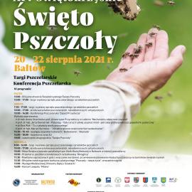 XIV Świętokrzyskie Święto Pszczoły w Bałtowie