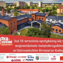 """Festiwal Kół Gospodyń Wiejskich """"Polska od Kuchni"""""""