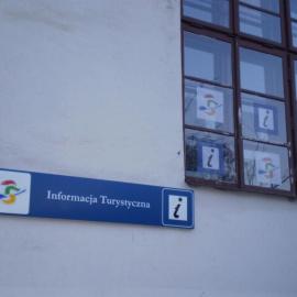 Punkt Informacji Turystycznej otwarty!