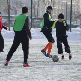 I Noworoczny Turniej Piłki Nożnej